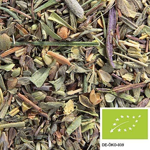 250g di BIO Herbs of Provence - miscela di spezie mediterranee di erbe BIO di alta qualità, intensamente aromatiche e senza additivi