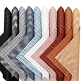 ZAIONE 10 Stile / Set Alligator Plaid Textur Kunstleder