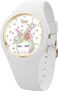 Ice-Watch - ICE fantasia Unicorn white - Montre blanche avec bracelet en silicone