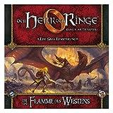 Fantasy Flight Games FFGD2651 El Señor de los Anillos: LCG, la Llama de Occidente