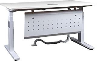 Mahmayi Lift-12 Electronic Height Adjustable Modern Desk - Elegant and Modern Ergonomic Office Desk with Adjustable Height...
