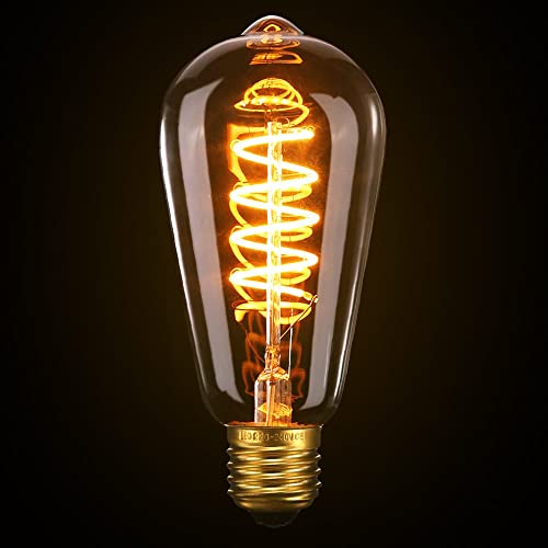 LED Edison Bulbs: Amazon.co.uk