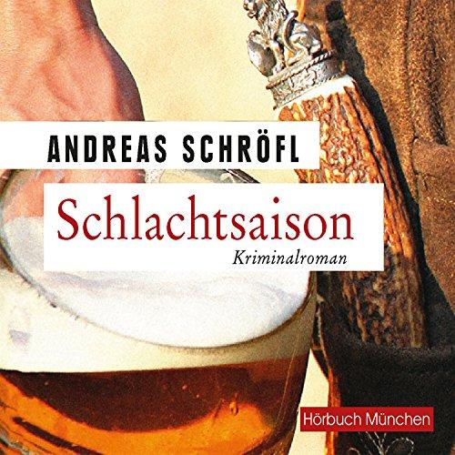 """Schlachtsaison: Der """"Sanktus"""" muss ermitteln audiobook cover art"""