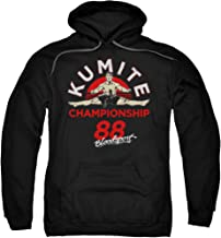 Trevco Bloodsport Action Film Kumite Championship '88 Adult Pull-Over Hoodie
