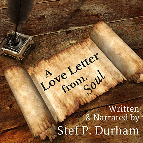 A Love Letter from Soul audiobook cover art