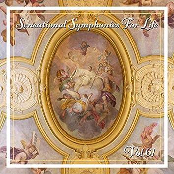 Sensational Symphonies For Life, Vol. 61 - Concertos Francais