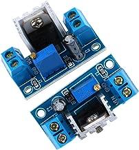 2 pcs LM317 DC-DC Converter Buck Step Down Circuit Board Module Linear Regulator Adjustable Voltage Regulator Power Supply