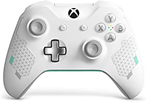 Control Inalámbrico Xbox One Sport White - Special Edition