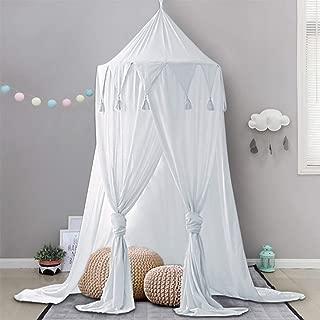 Dix-Rainbow Bed Canopy Lace Mosquito Net Unique Pendant...