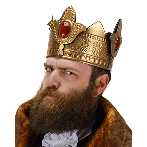 Gold King Crown  Amazon.com df482a0bbdc3
