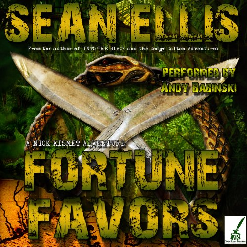 Fortune Favors audiobook cover art