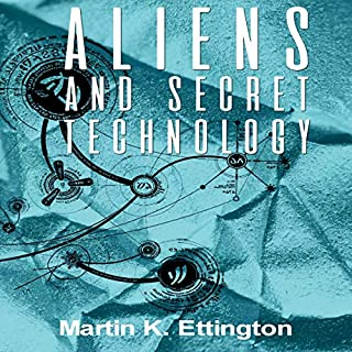 Aliens and Secret Technology audiobook cover art
