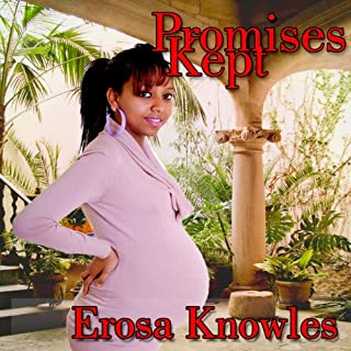 Promises Kept audiobook cover art