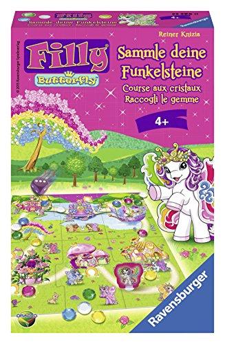 Ravensburger 23396 - Spiel, Filly - Butterfly - Sammle deine Funkelsteine