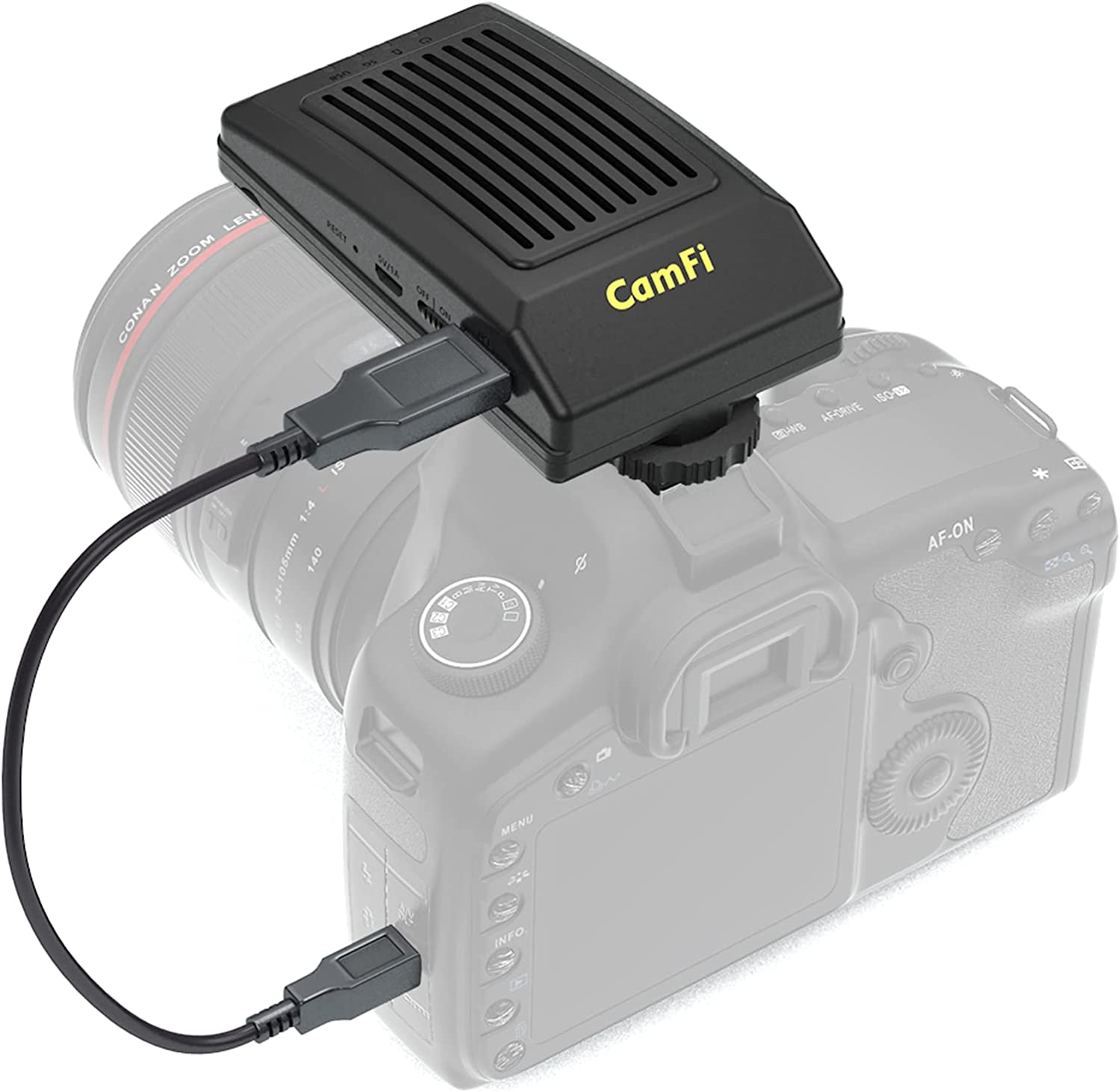 CamFi Pro Special price for Price reduction a limited time Plus DSLR Camera Controller Remote Control A Wireless