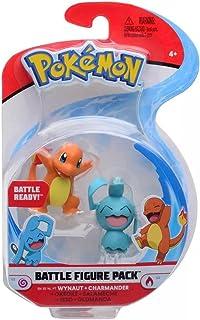 , Pokemon Figuren:Wynaut & Charmander