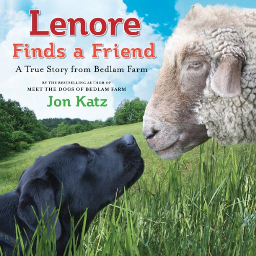 Lenore Finds a Friend audiobook cover art