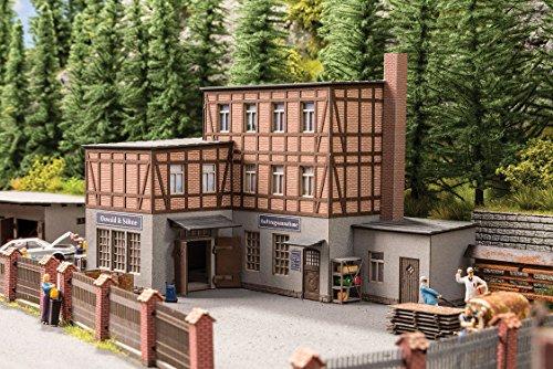Noch 66316 plomberie Usine Oswald et Sohne – Paysage à Modeler