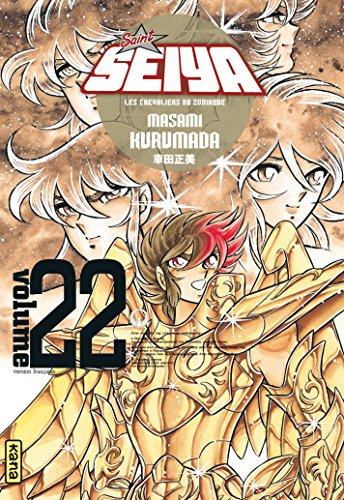 Saint Seiya - Deluxe (les chevaliers du zodiaque) - Tome 22