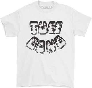 Bob Marley Men's Tuff Gong T-Shirt White