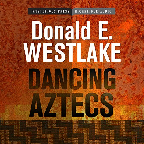 Dancing Aztecs audiobook cover art