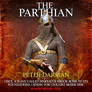 The Parthian cover art