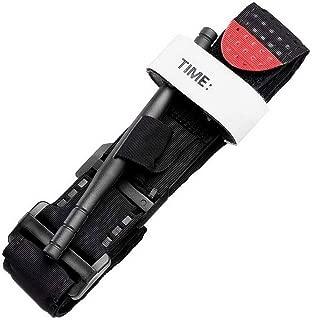 couleur: noir Garrot CAT US arm/ée bataille h/émostase tourniquet militaire type fournitures de premiers soins