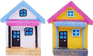 Wonderland Miniature House for Bonsai Decoration-Set of 2