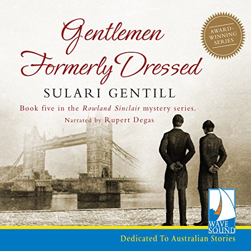 Gentlemen Formerly Dressed cover art