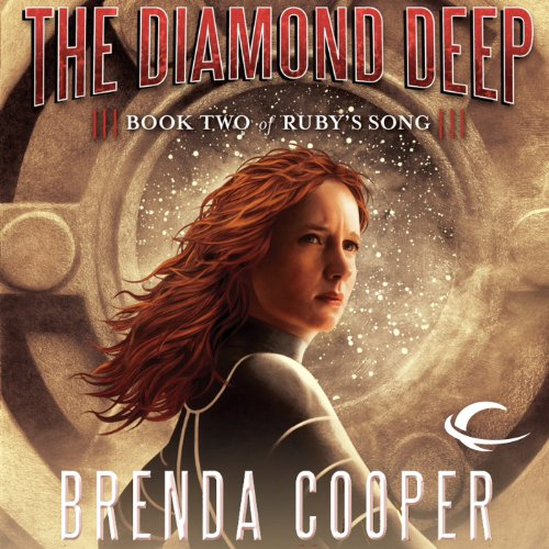 The Diamond Deep audiobook cover art
