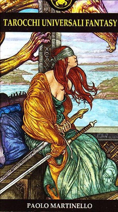 Universal Fantasy Tarot (78 cards)