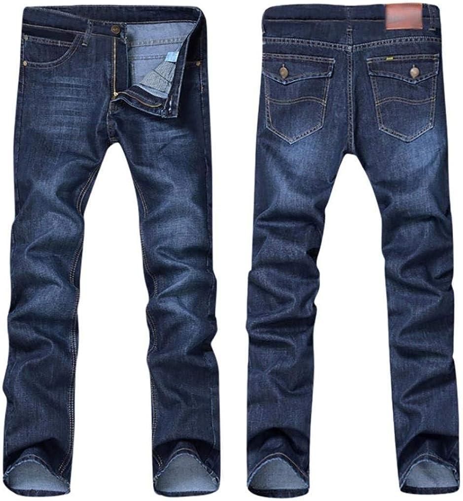 Pantalons pour Hommes Pantalons Hommes Jeans Mode Pantalons Loisirs Slim Fit Hommes Pantalons Jeans Pantalons D/écontract/és Nlichkeit Hommes Pantalons Longs