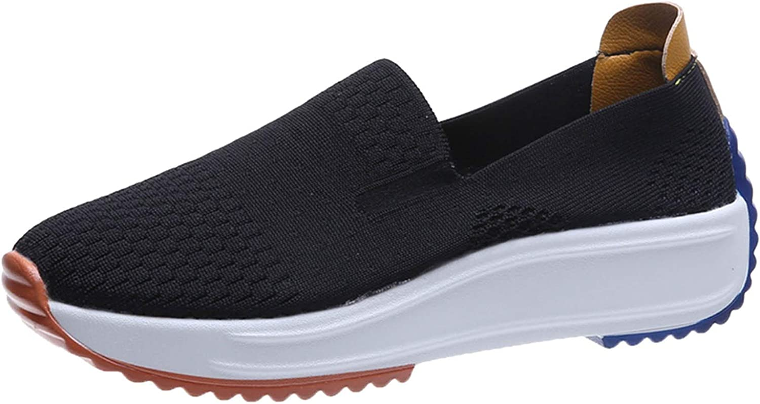 Womens Running Sneakers-Lightweight Walking Tennis Athletic Shoes for Gym Workout Sports