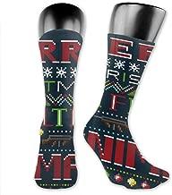 Socks Merry Christmas Ya Filthy Animal 2 Fashion Soft Comfort Sport Socks For Mans Womens