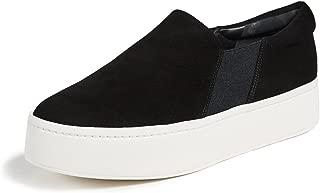 Vince Women's Warren Platform Sneakers, Black, 11 Medium US