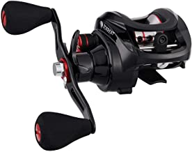 Piscifun Torrent Baitcasting Reel 18LB Carbon Fiber Drag Baitcasters Unequaled Affordable High-tech Innovation Baitcast Fishing Reels