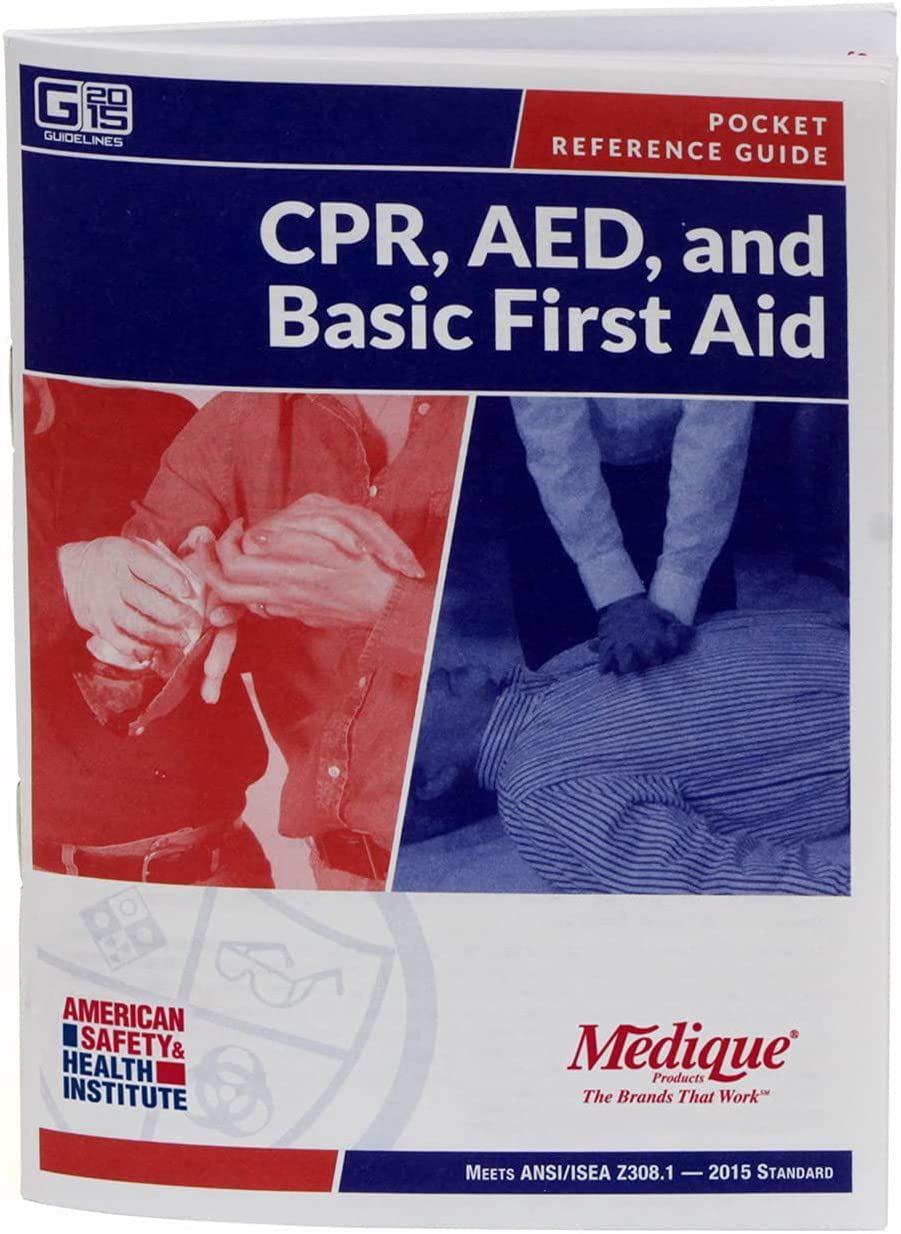 Max 59% OFF Medique Products 71401 First Washington Mall Aid Handbook