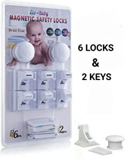 baby safety cabinet and drawer latches