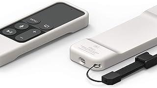 Elago R1 Intelli Case For Apple Tv Remote - Milky White