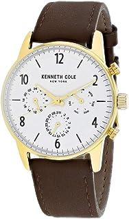 ساعة كينيث كول للرجال KC50953004 كوارتز بني