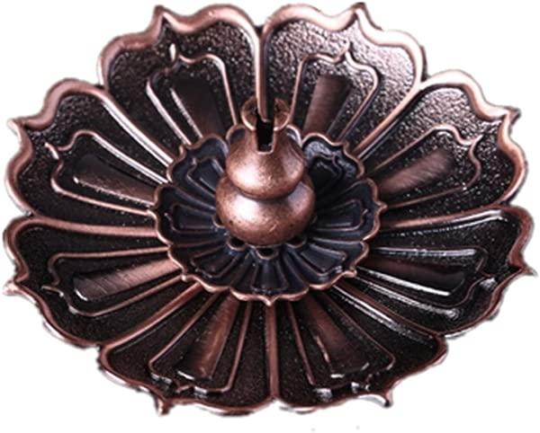 Roludom S Lotus Incense Burner Cone Incense Holder For Sticks And Coils
