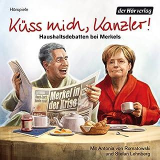 Küss mich, Kanzler! Haushaltsdebatten bei Merkels Titelbild