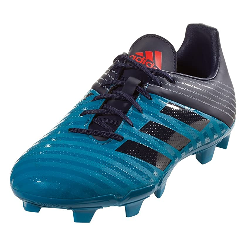 adidas Malice FG Rugby Boots, Blue