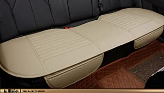 Boot 42.5 x 35.5 cm Flug B/üro Komfortabel bei Langem Sitzen auf Reisen Sanfte Massage und Bel/üftung ObboMed SW-7100 Buttdy Tragbares Reise Holzkugelsitzkissen mit Waschbarem Velourbezug Auto