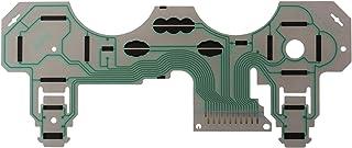 eJiasu PS3 Controller Parts, Replacement Handle Keypad Flexible Shake Conductive film Repair Parts for SONY PS3 Playstation 3 SA1Q194A (2pcs)