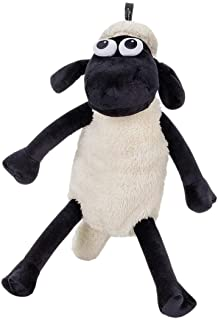 Fashy 6634 Hot Water Bottle 0.8 L with Shaun The Sheep Cover