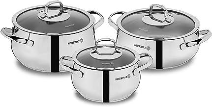 KORKMAZ MONA cookware set -A1627