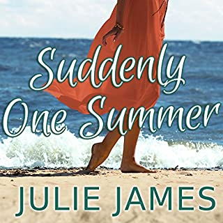 Suddenly One Summer audiobook cover art