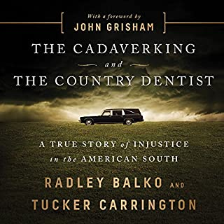 The Cadaver King and the Country Dentist cover art