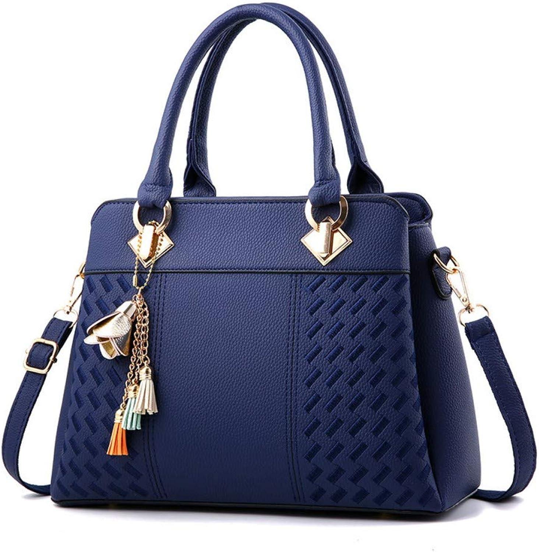 Shoulder Bag,Women Fashion Simple Handbag,Briefcase Messenger Bags Ladies Leisure Crossbody Commuter Package
